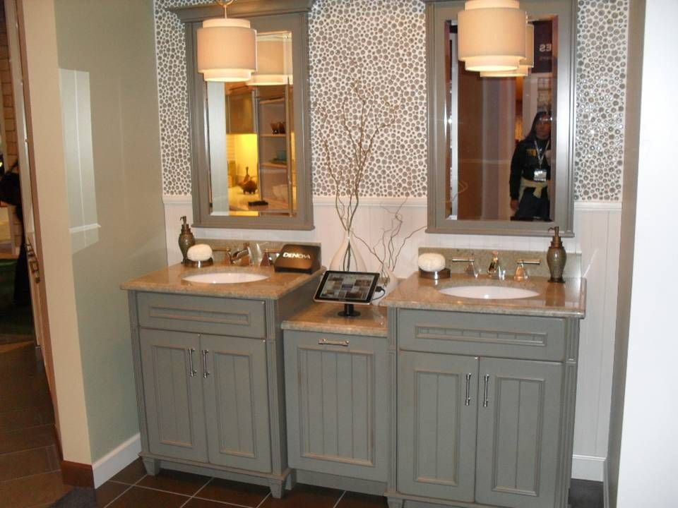 Bathroom Design Ideas With Beadboard bathroom decorating ideas with beadboard bath and tile backsplash