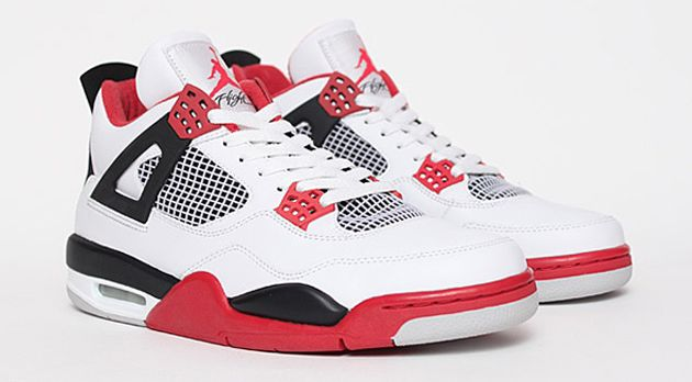 best website c97c5 5fabc 2012 Air Jordan 4 IV Retro Mens Shoes Limited Edition White ...