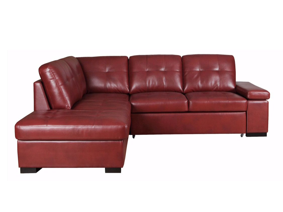 Incredible Candace Salem Lipstick Red Sleeper Sofa Sectional Sofa Machost Co Dining Chair Design Ideas Machostcouk