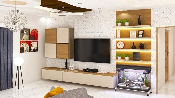modern built in tv wall unit designs cool contemporary tv wall