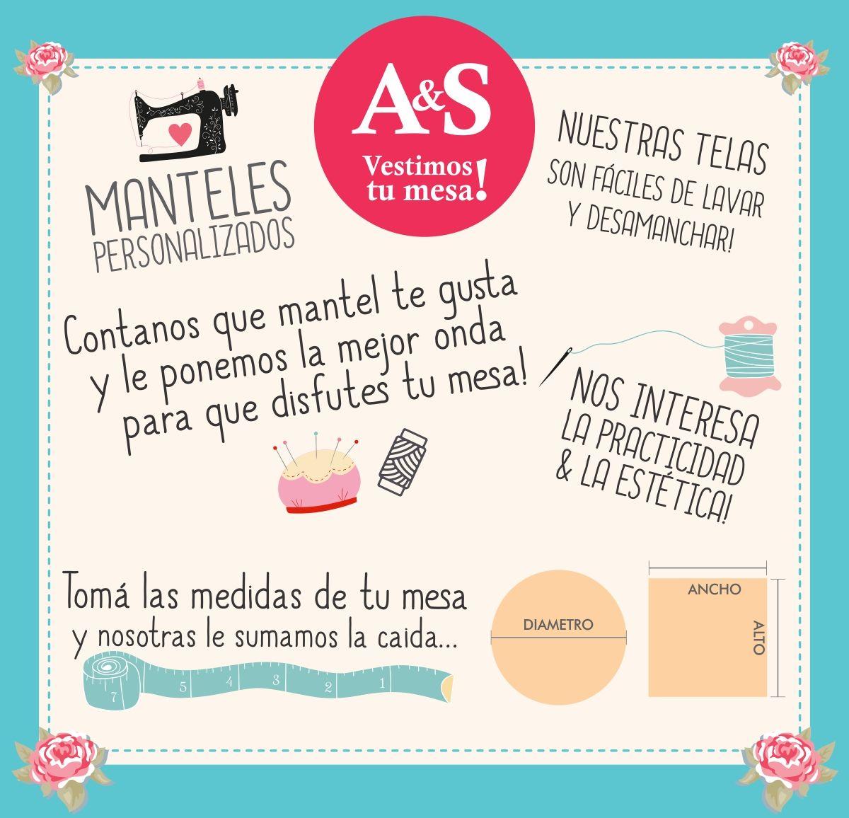 A S Manteles Banner Para Facebook 2015 Social Media  # Muebles Mafalda Parana