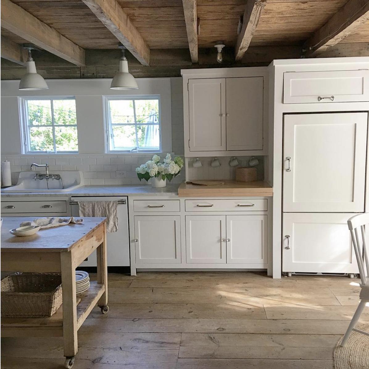 Rustic Modern Farmhouse Kitchen Design Ideas Maison de