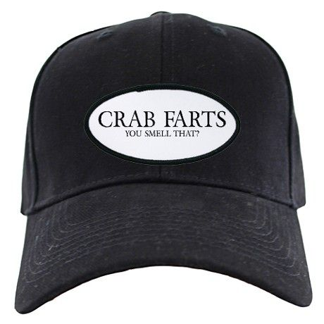 dcab83c7aa6 Crab Farts Baseball Hat on CafePress.com Grandparent Gifts