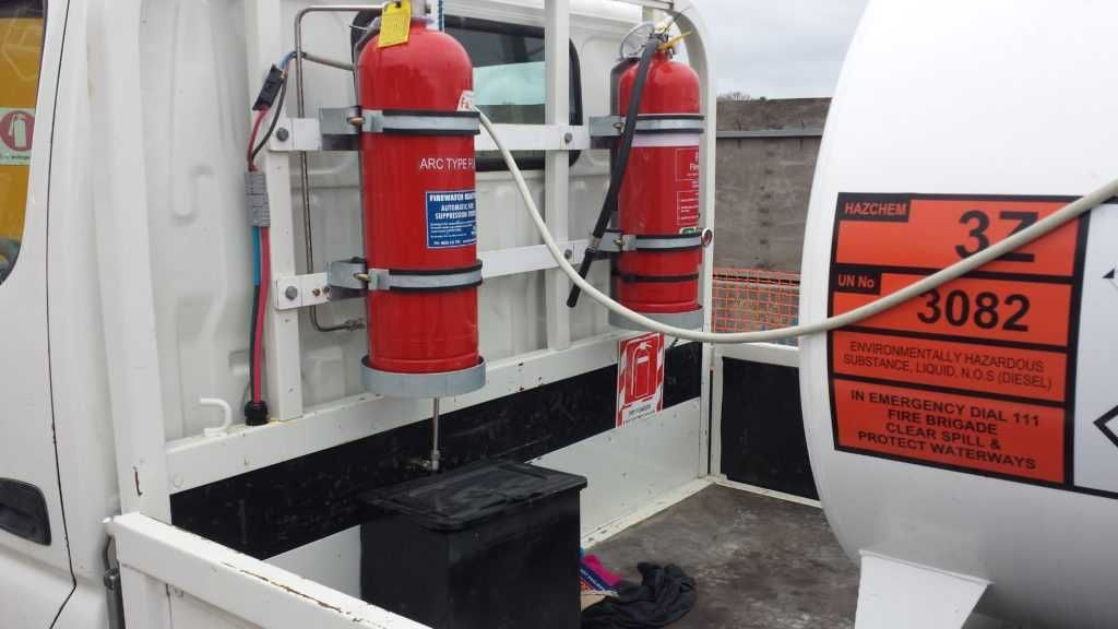 Fixed Marine Fire Extinguisher Marine Fire Safety in