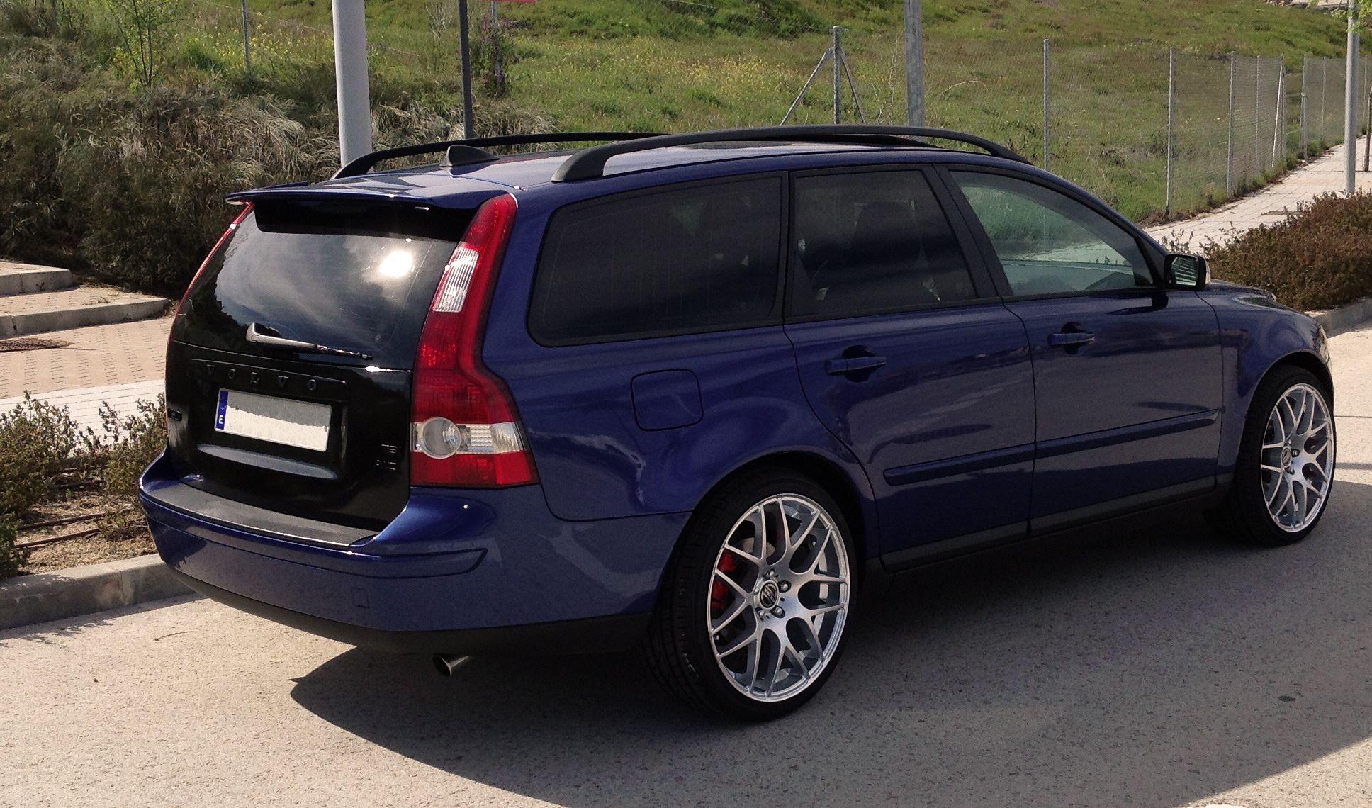 Volvo v50 r t5