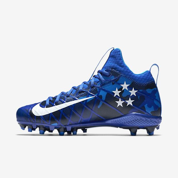 Nike Alpha Field General Elite Camo Men's Football Cleat
