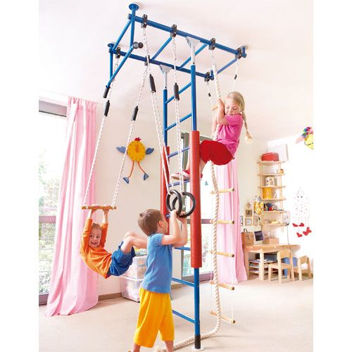 Kletter dschungel 2 40 3 00 m online bestellen jako o - Kinderzimmer kletterturm ...