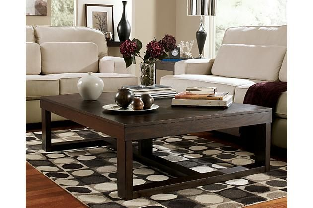 Watson Coffee Table Coffee Table Brown Coffee Table Coffee Table Wood