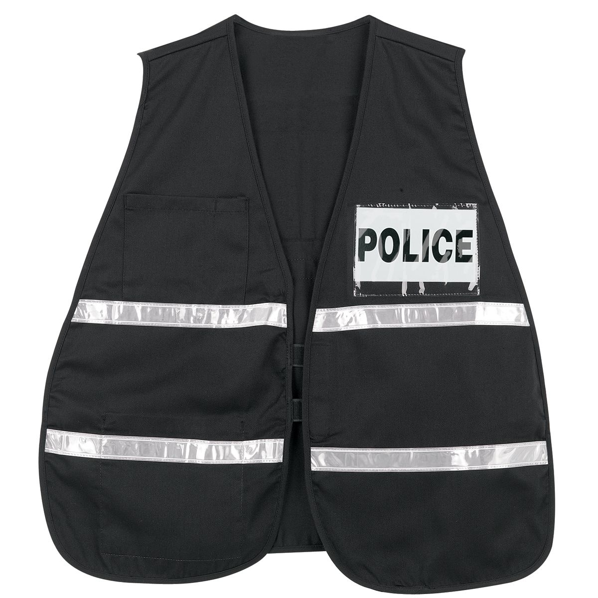 River City ICV207 Non ANSI Incident Command Vest Black