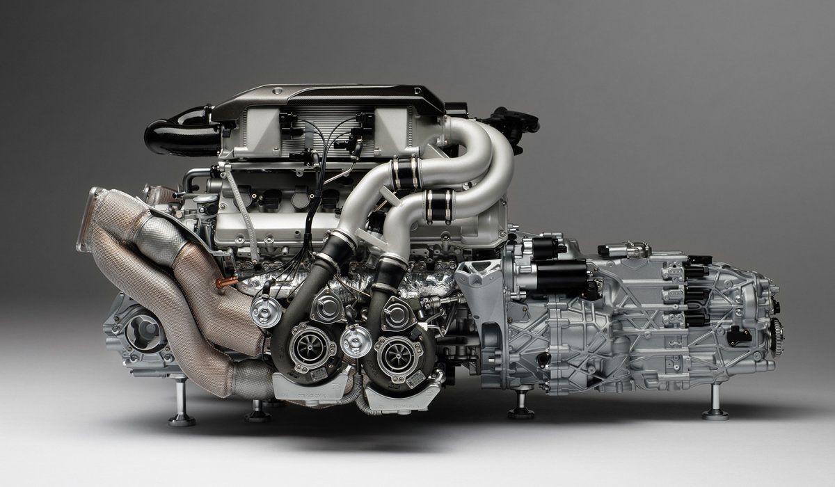bugatti chiron engine and gearbox model | gear | bugatti, bugatti