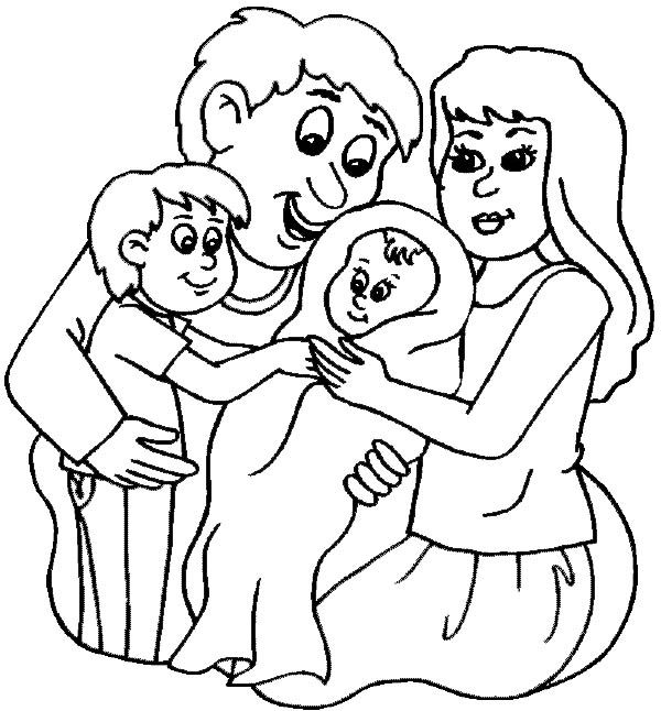 coloring family members pages 2020  mom coloring pages