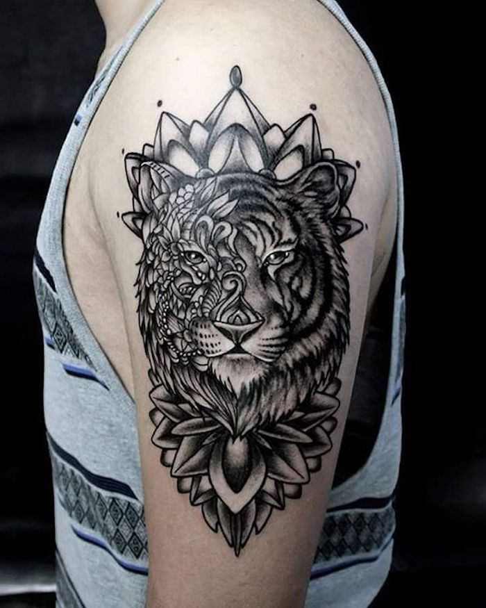 Tiger tattoo 51