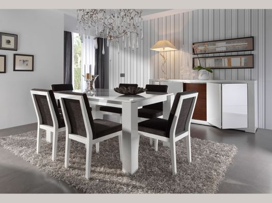 comedores-contemporaneos-1.jpg (535×400) | cocinas...comedor | Pinterest
