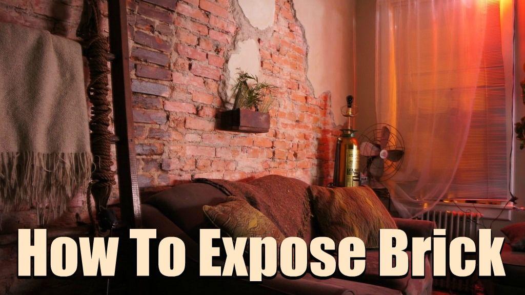 How To Expose Brick