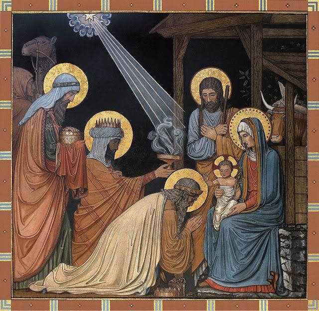 Scuola Ecclesia Mater: I Magi e l'Epifania del Signore | Befana, Arte  cristiana, Arte religiosa