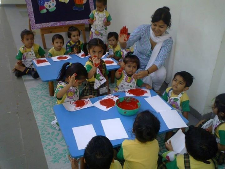 Pin by Calorx Education Research Foun on Delhi Public School - Bopal | Primary  school activities, Pre primary school, School activities