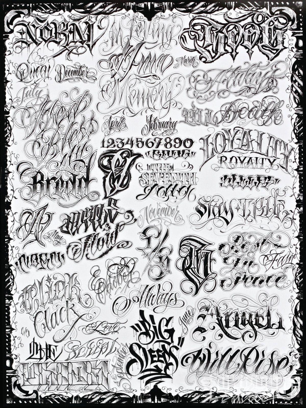 Graffiti art tattoo - Norm Tattoo And Graffiti Tattoo Art