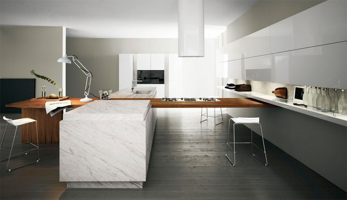 Amazing Simple Contemporary Kitchen Design By Cesar Listed In
