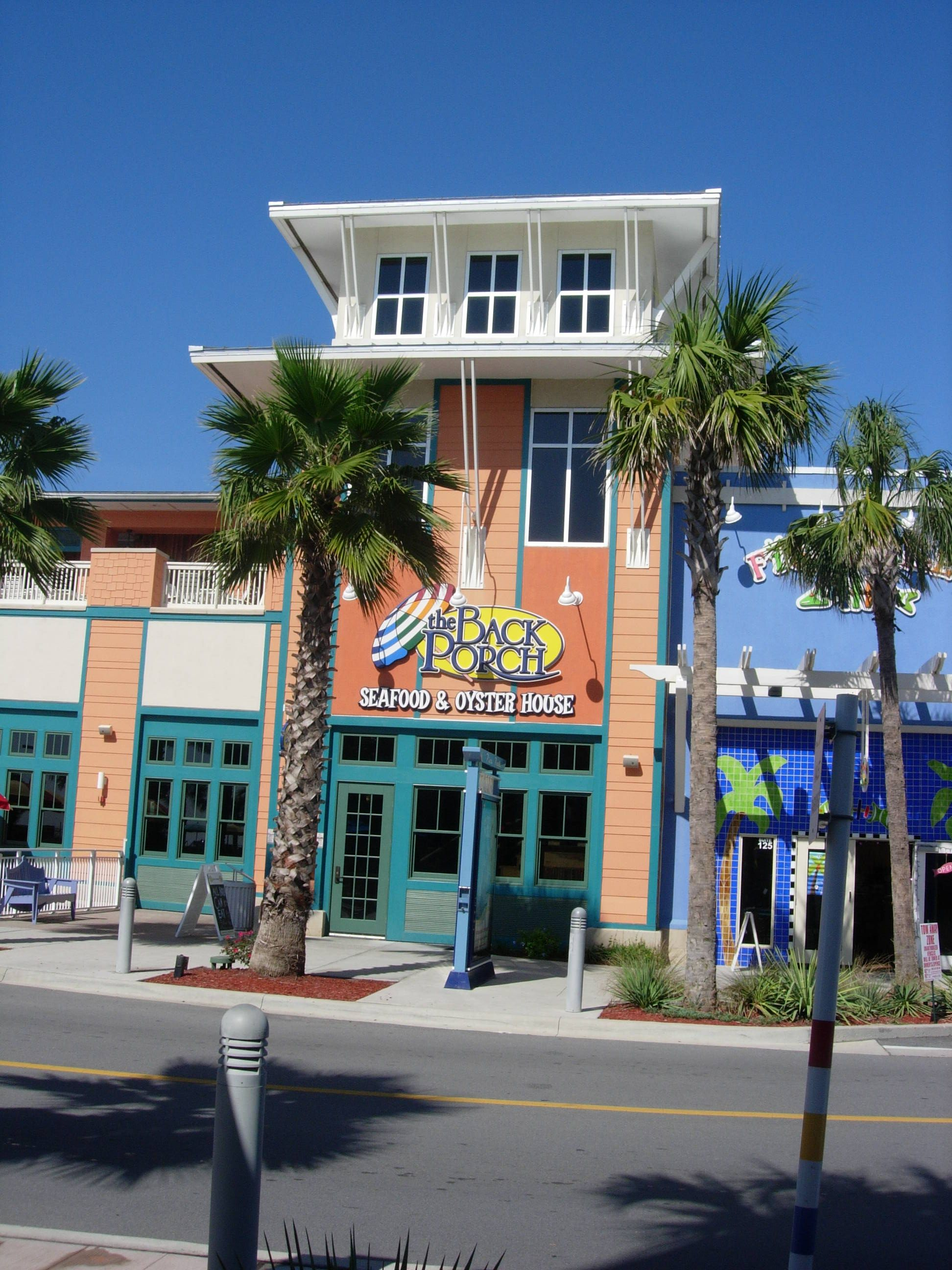 places to eat at mexico beach florida