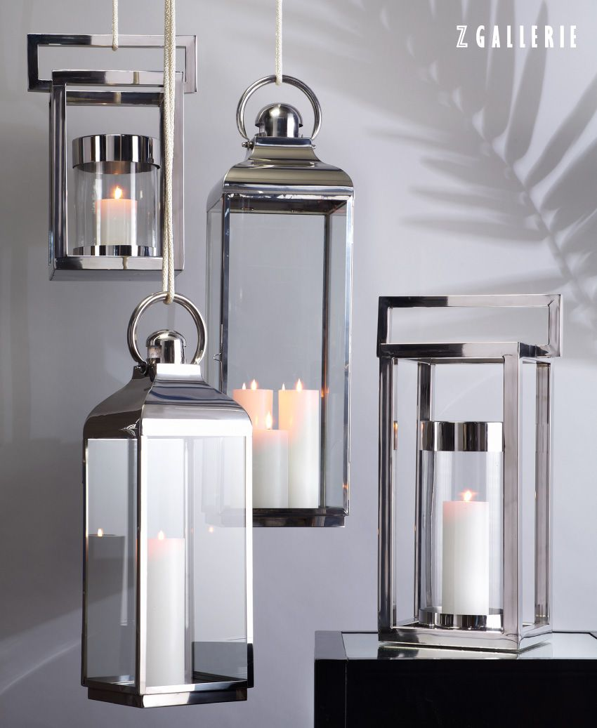 Light Up The Night With Chic Sophisticated Lanterns