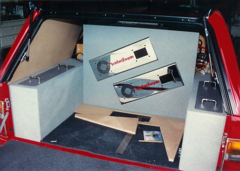 Old school install thread - Page 9 - Car Audio ...  Old School Car Audio Installs