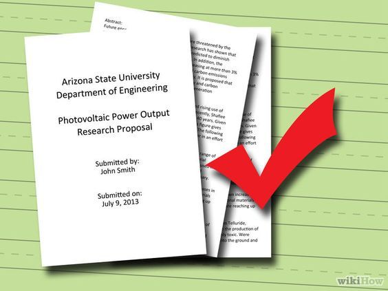 Write A Research Proposal  Proposals