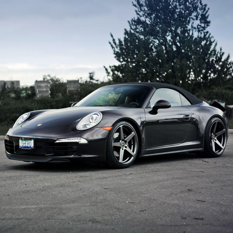Porsche 991 C4 Vorsteiner Coches deportivos, Autos, Deportes