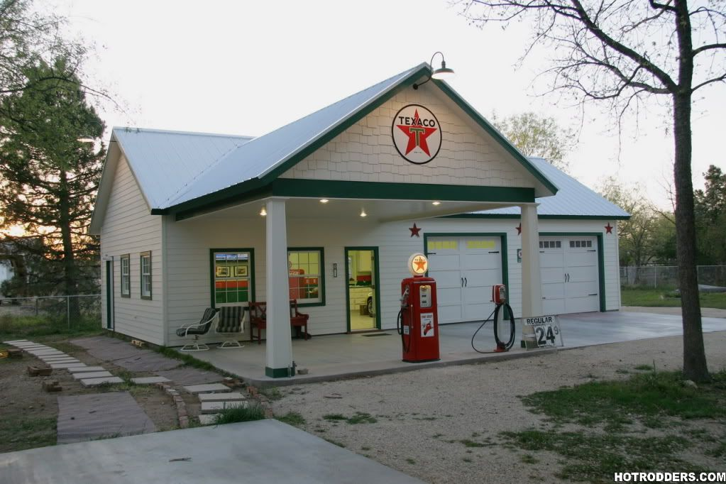 old gas station plans more information about garage