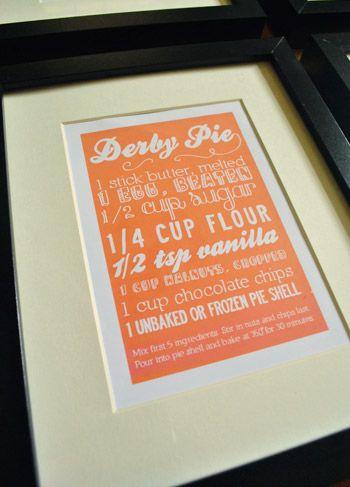 Recipe Art @Kelly Teske Goldsworthy Daniel I think you have the wonderful skills to whip me up a few of these! ;)