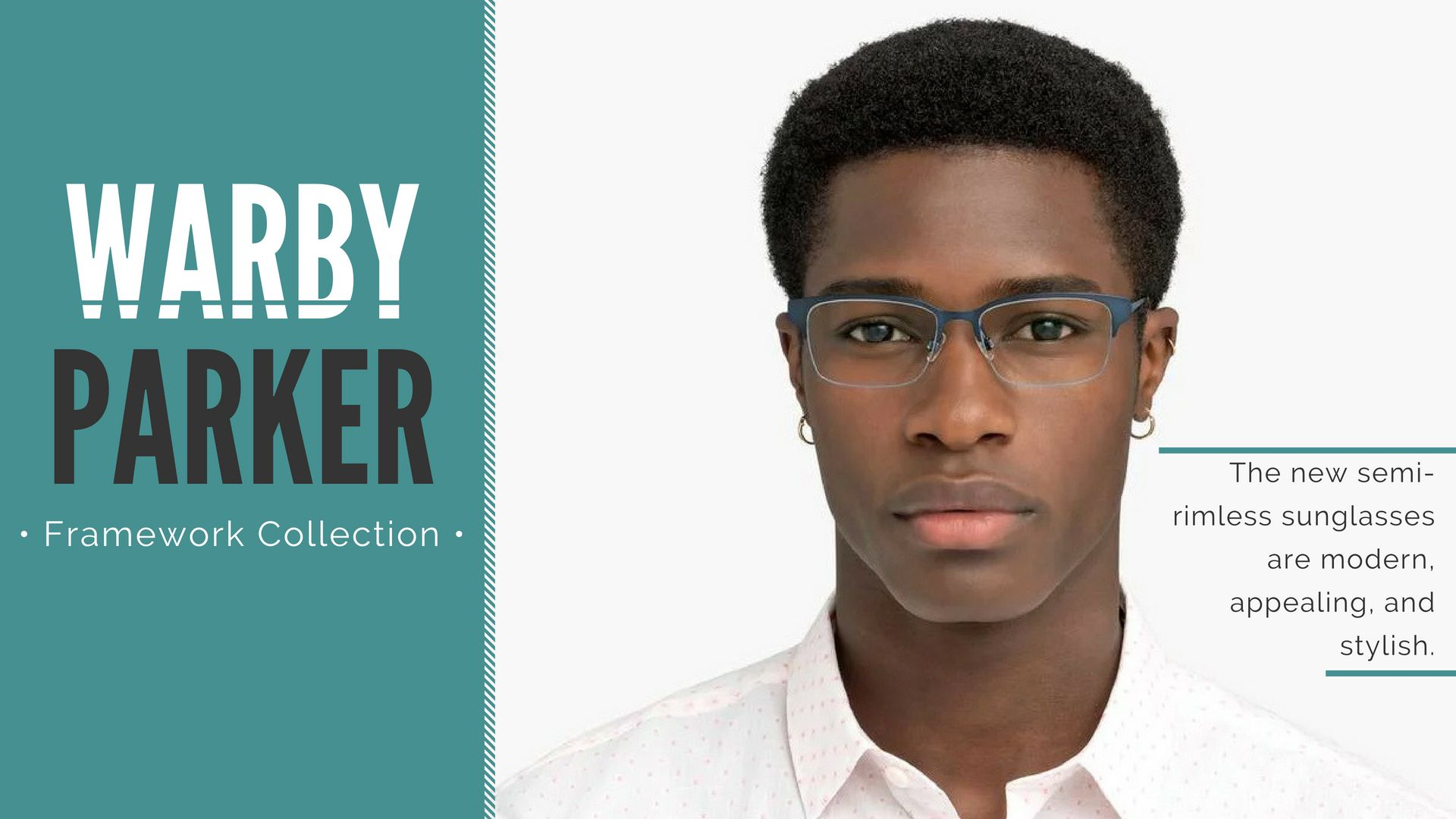 8f74676c737 The Warby Parker Framework collection of glasses and sunglasses is modern