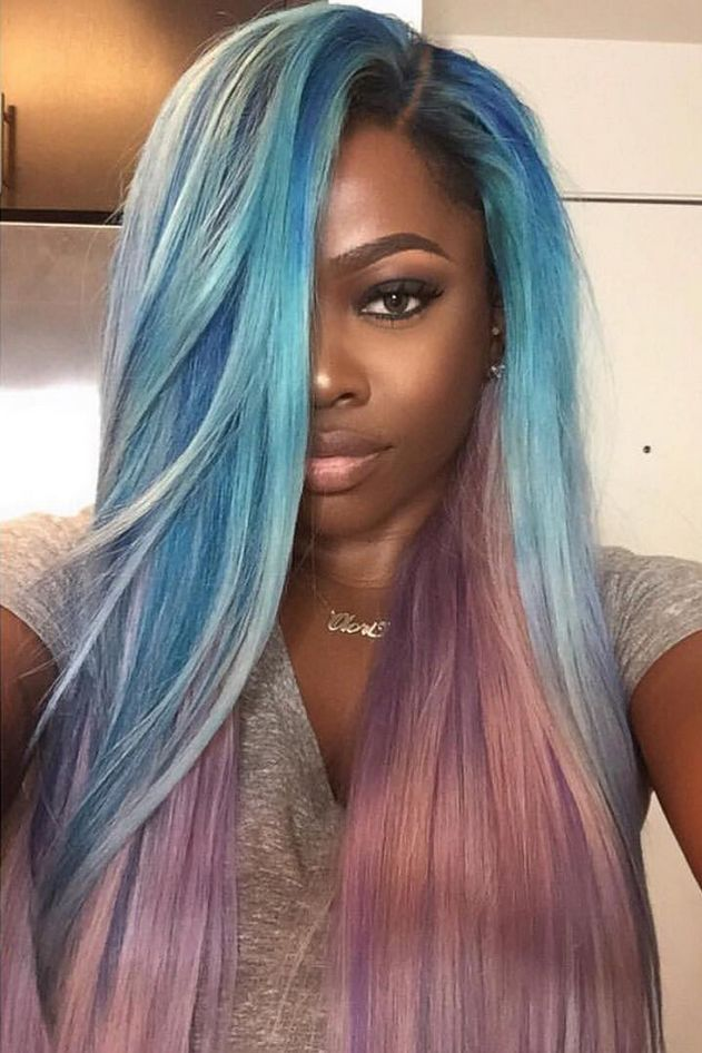 31 Colorful Black Girl Approved Hairstyles Giving Us Spring Fever