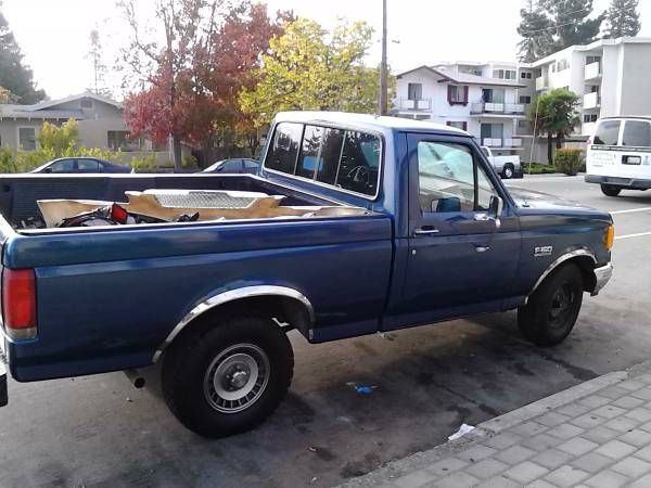Craigslist Find: 1987 Ford F-250 4×4 - Local Beef ...