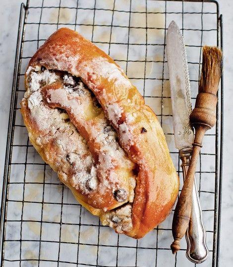 Richard Bertinet\u0027s Christmas stollen Recipe Christmas bread