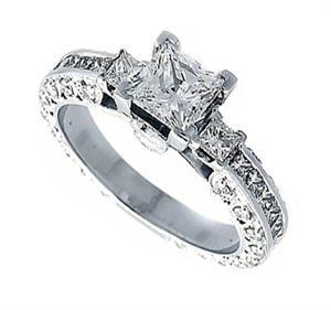princess cut diamond engagement rings interesting Google Search