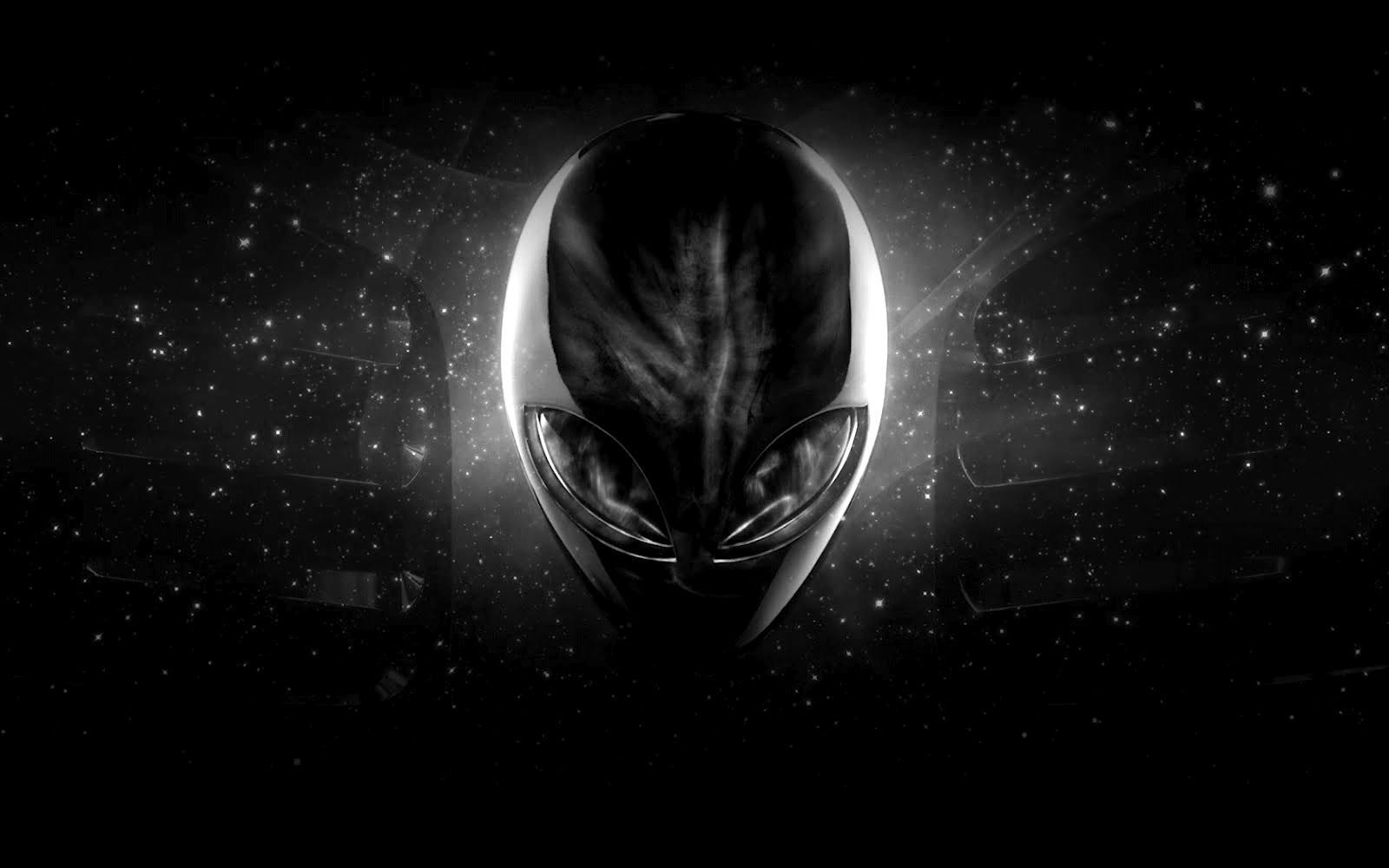 Alien Head HD desktop wallpaper High Definition