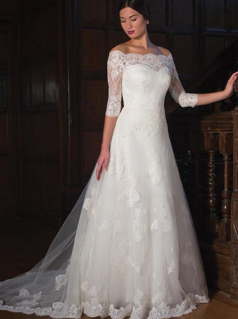 Augusta Jones Karen Wedding Dress | Say Yes to the Dress | Pinterest ...