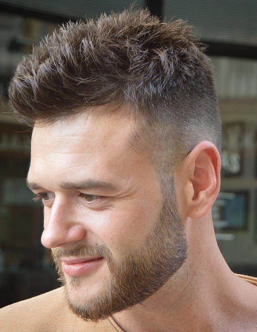 Erkekler Icin 10 Kisa Sac Modeli Fikirleri Mens Haircuts Short