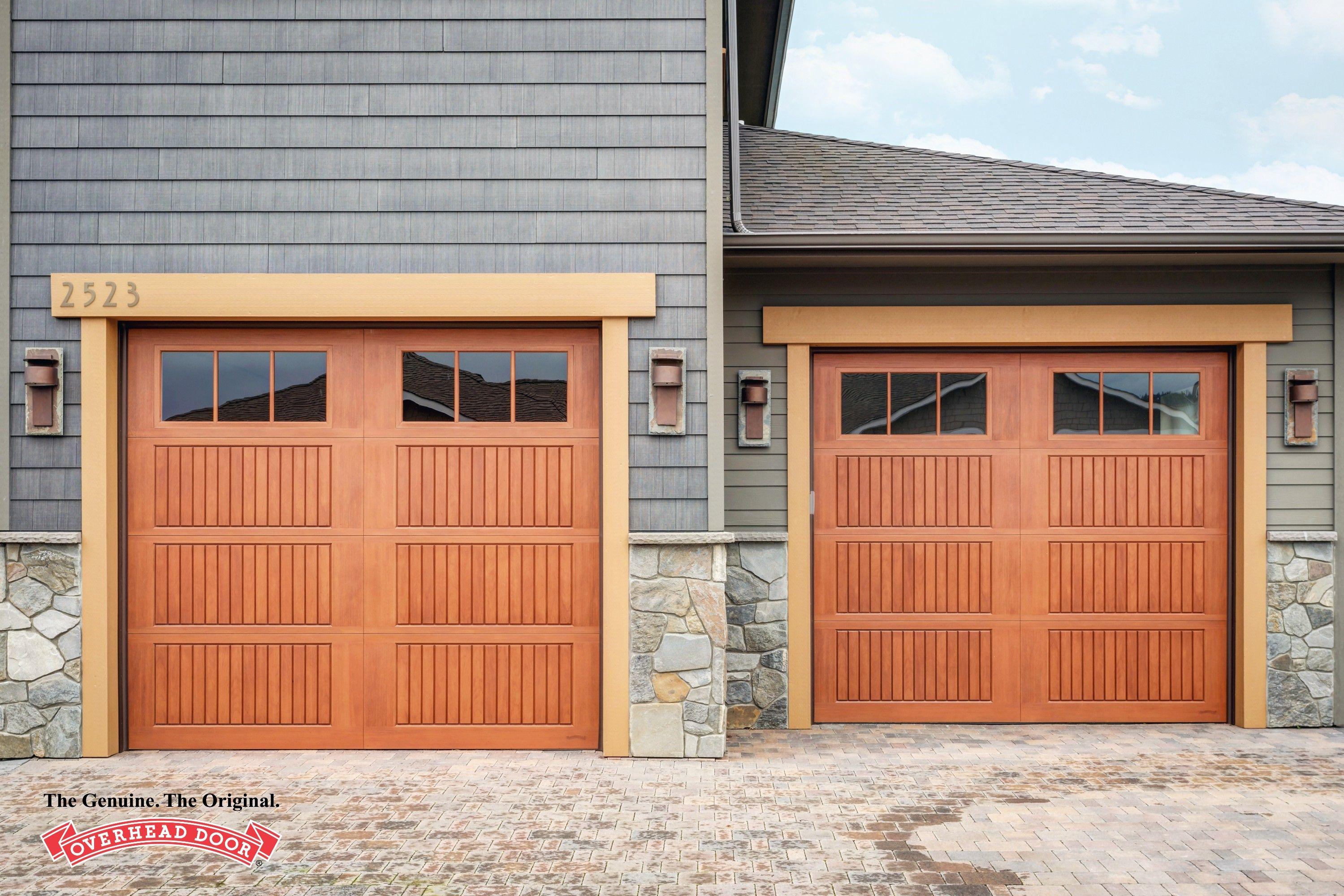 Garage Door That Leaves An Impression Garage Doors Prices Garage Doors Fiberglass Garage Doors