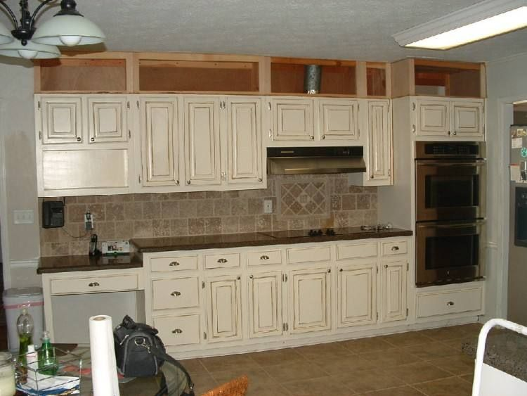 Refinish Kitchen Cabinets Ideas   Old kitchen cabinets ...