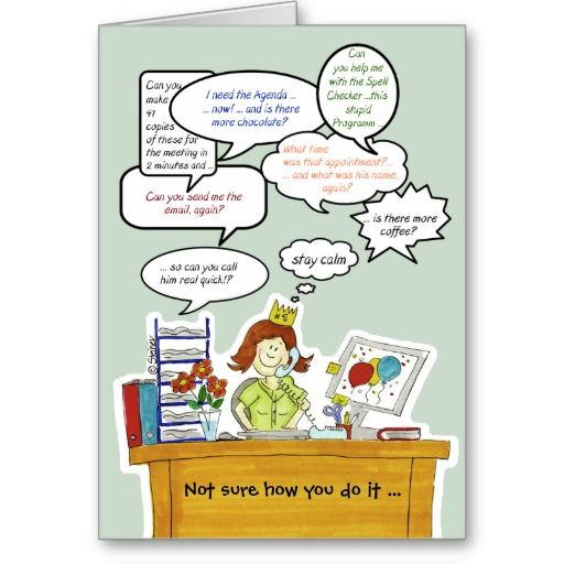 what is administrative professional day