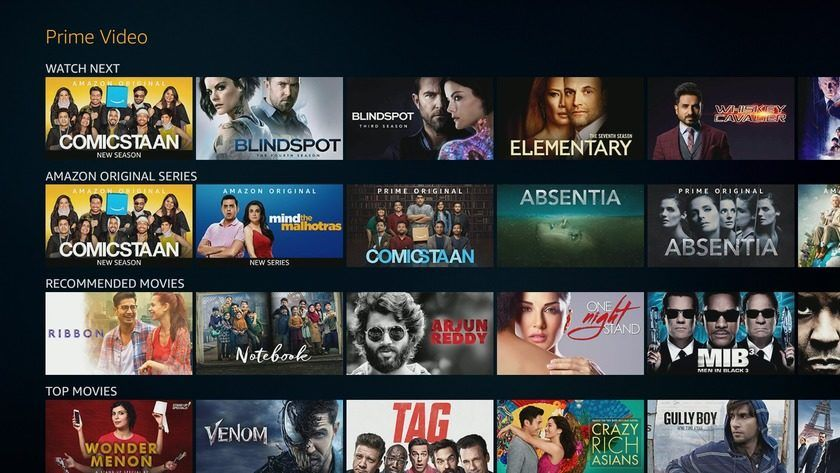 How To Watch Amazon Prime Video On A Tv Amazon Prime Video