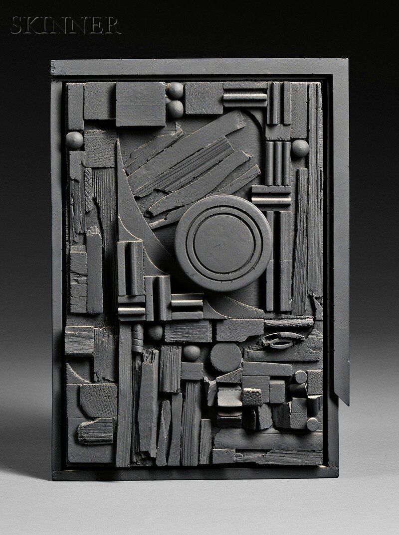 louise nevelson citysunscape 1979 edition of 150
