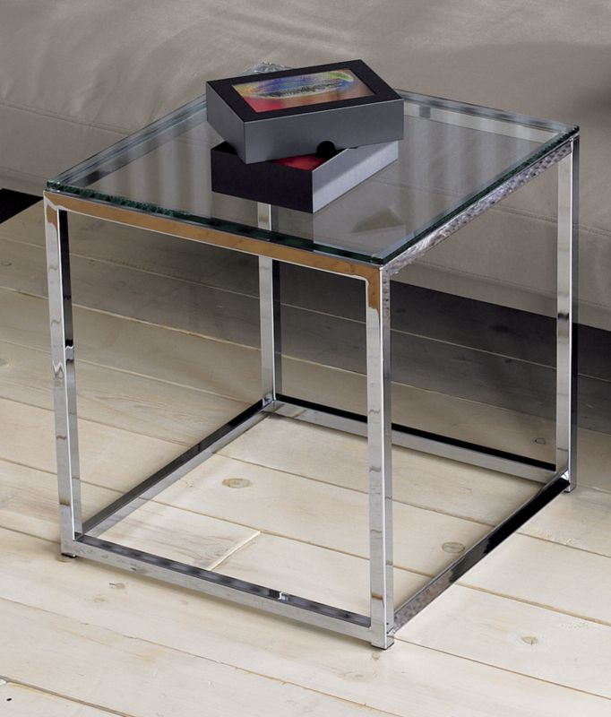 Smart Glass Top Side Table Products Glass Top Side Table