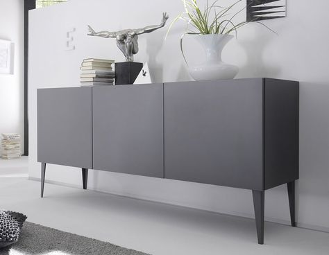meuble buffet bahut de salle manger moderne fabriqu en italie buffet pinterest meuble. Black Bedroom Furniture Sets. Home Design Ideas