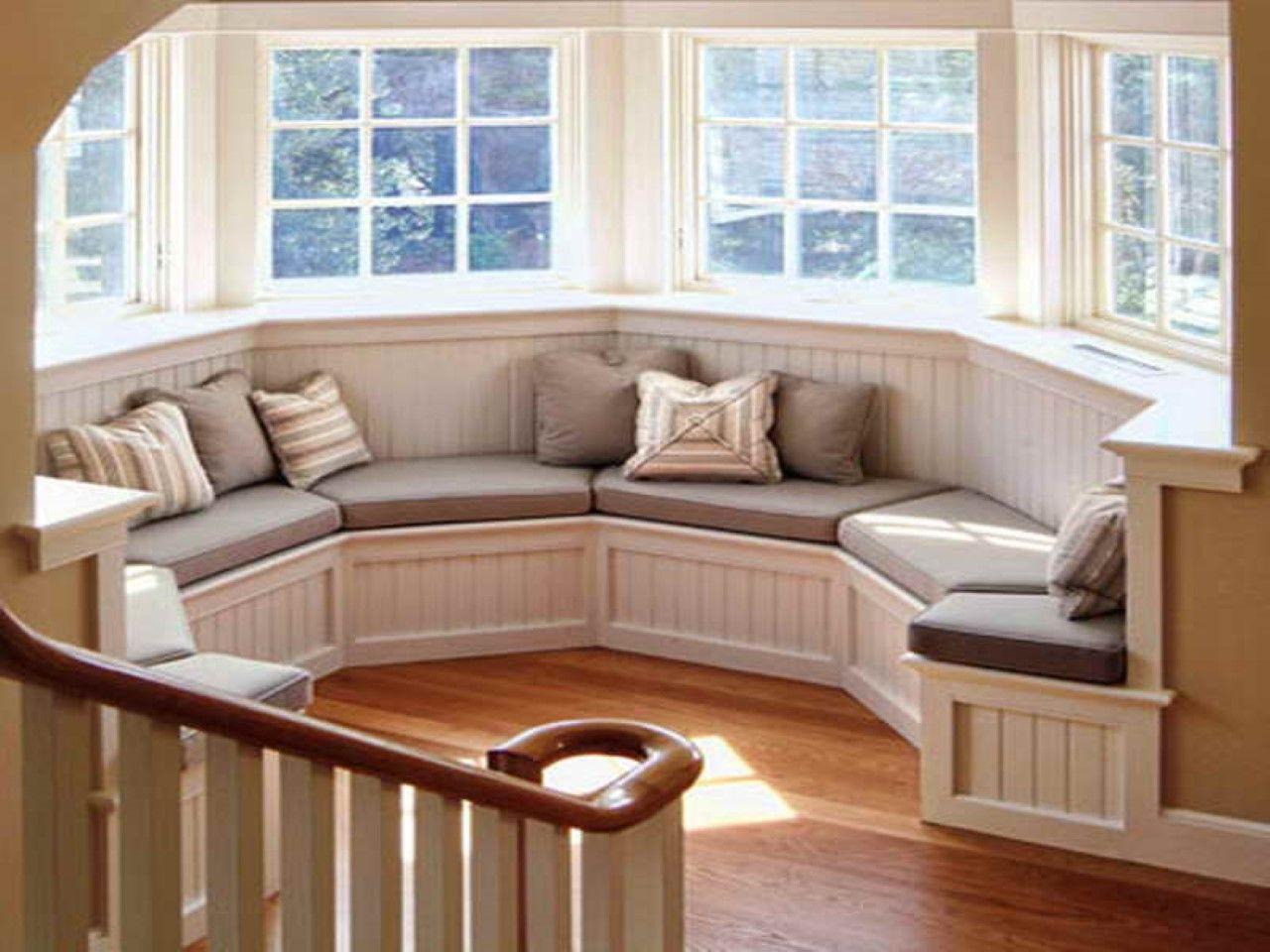 Kitchen living room window  astonishing bay window seating  furniture  homeepedia