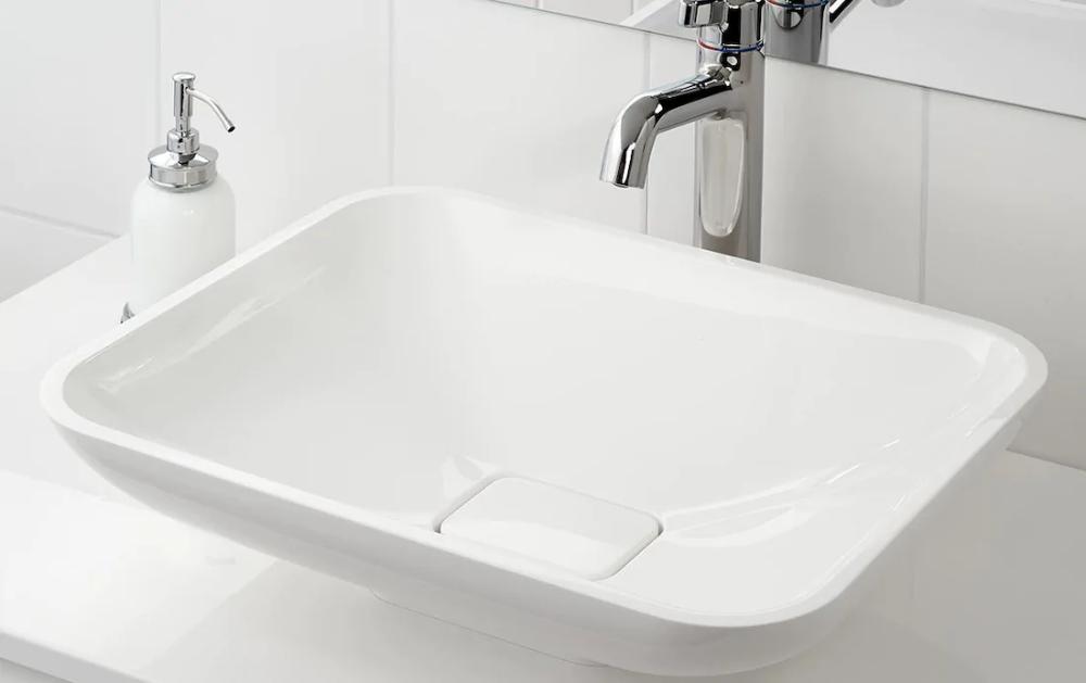 Lavabo Et Vasque Pour Votre Salle De Bain Ikea En 2020 Coin Toilette Meuble Rangement Salle De Bain
