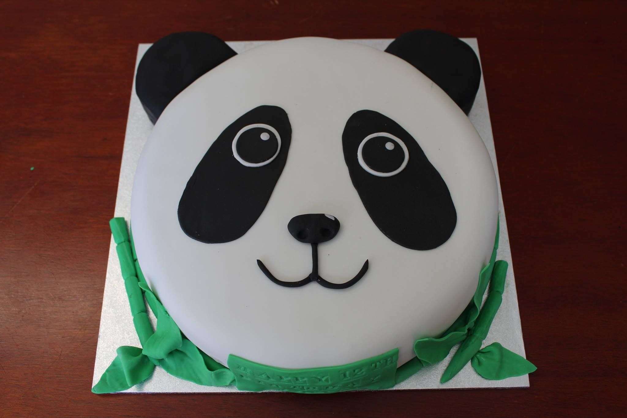 Giant Food Birthday Cake Nutrition