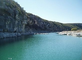 Superieur Lake Amistad, Del Rio Texas Home