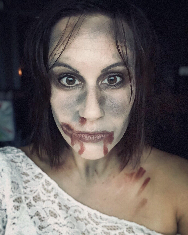 Halloween makeup Zombie makeup, Makeup, Halloween makeup