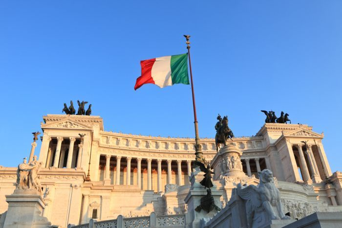 S1E6: The 'Altar of the Fatherland' (Altare della Patria) is the largest national monument in Italy and it was inaugurated by King Vittorio Emanuele III during the 50th anniversary of the unification of Italy at the Universal Exhibition on June 4th 1911. The monument was originally designed to commemorate King Vittorio Emanuele II of Savoy. He was the first king of Italy and was known as the 'Gentleman King' and the 'Father of the Nation'.